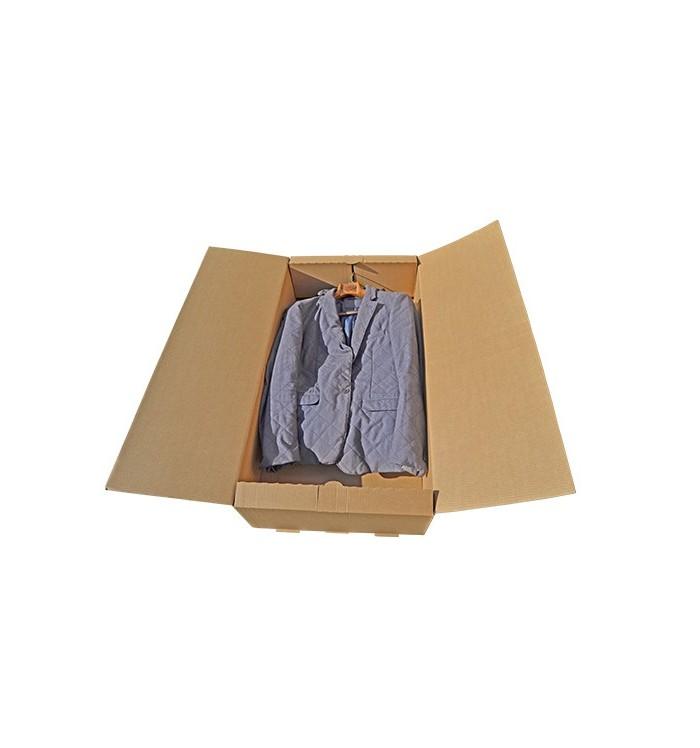 Caja de cartón capiculada de 105-53-20