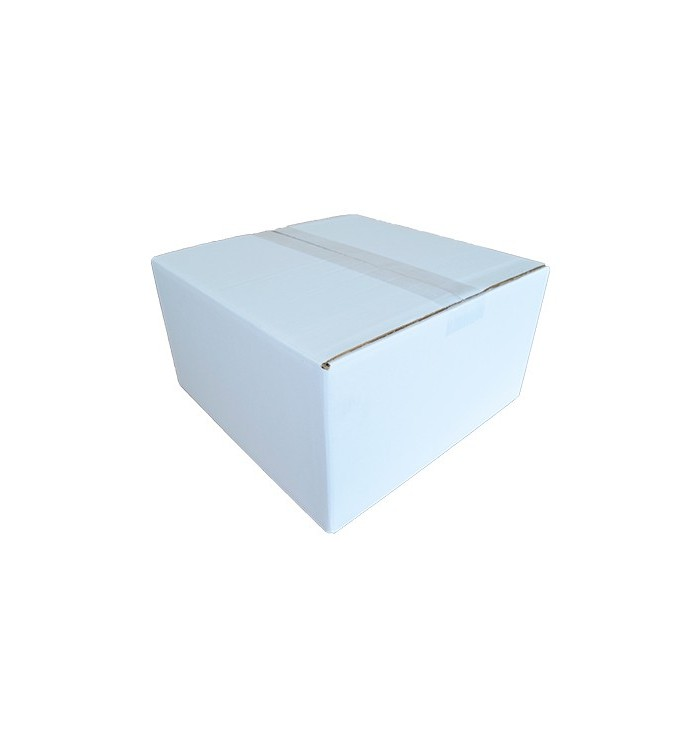Cajas de cartón blancas de 50-39-29