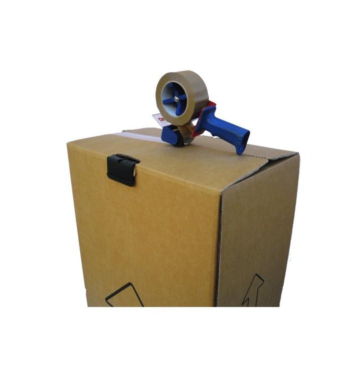 Cajas armario de 52-34-120 barra lisa