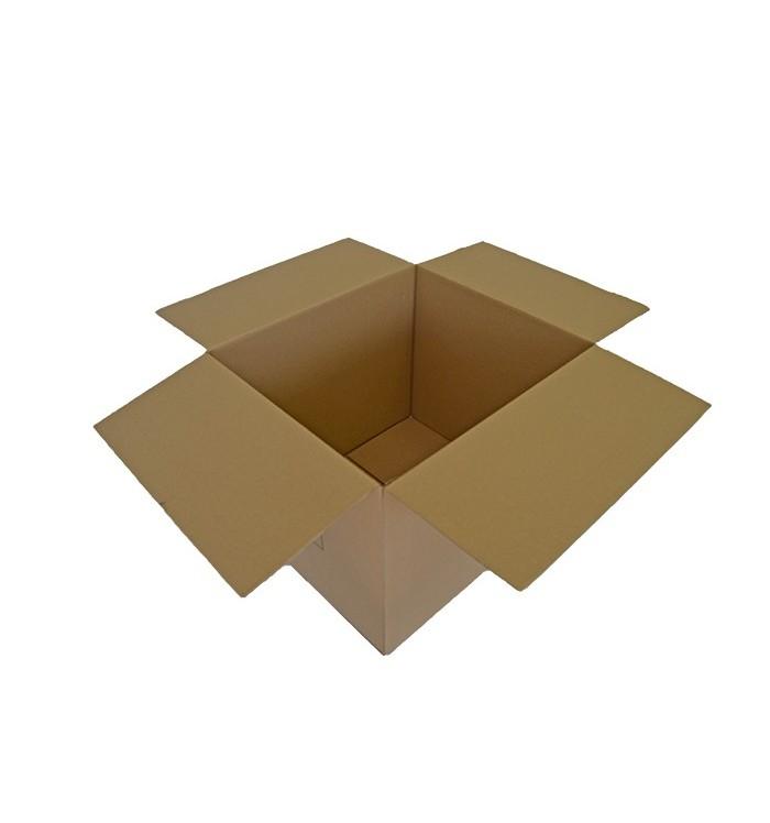 Cajas de cartón de canal simple de 39-34-33