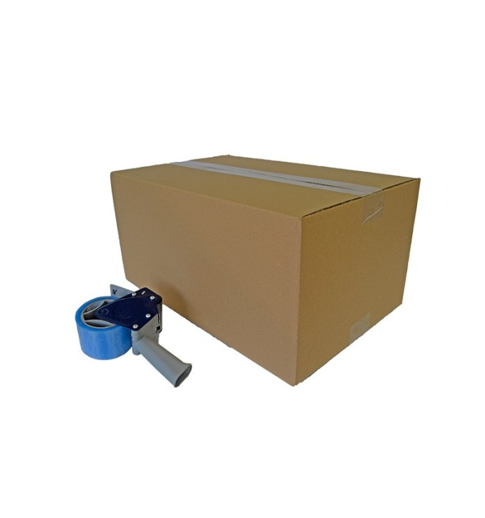 Cajas de cartón de canal simple de 59-38-28
