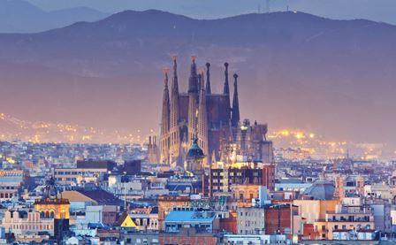 Cajas de cartón en Barcelona